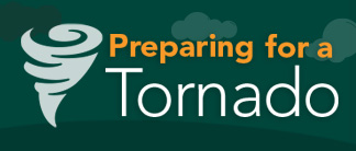 Preparing for a tornado: inforgraphic PDF