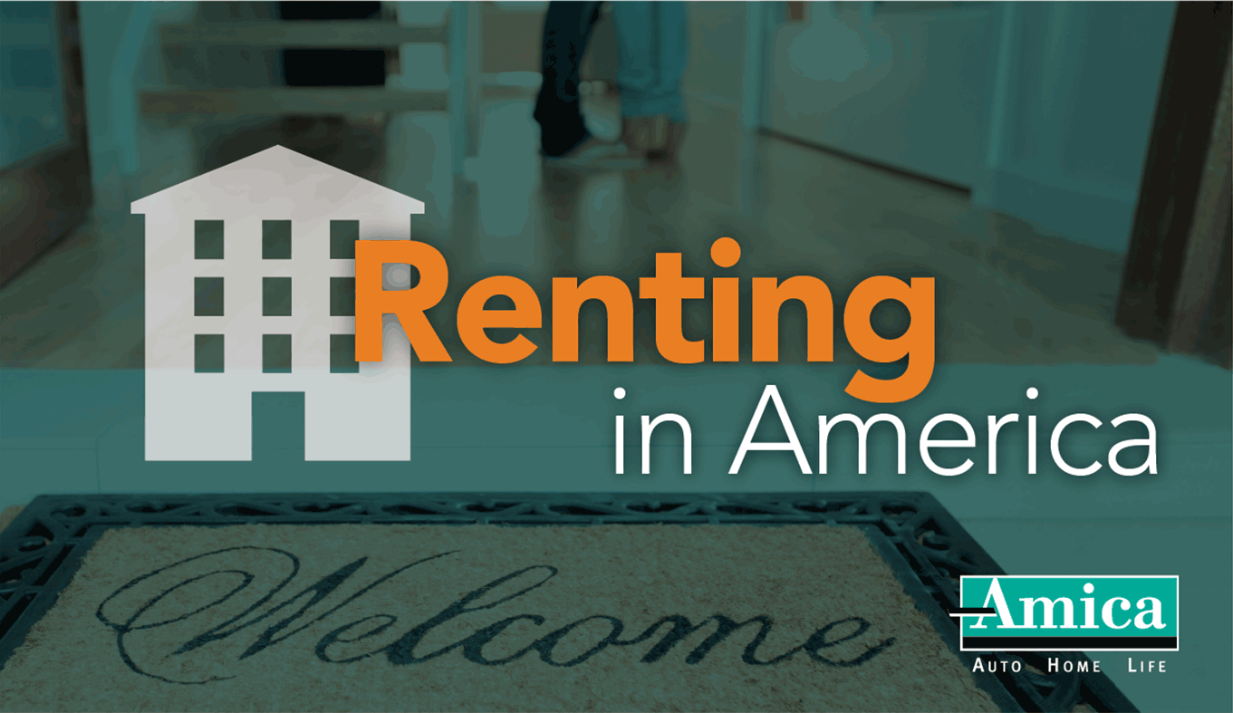 Renting in America today: Learn more helpful facts and tips about renting an apartment condo or home