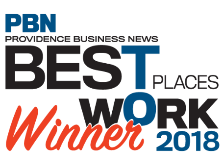 Amica awarded Providence Business News Best Places to Work 2018